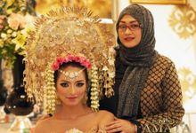 Indonesia Traditional Wedding Festival 2015 by Amata Wedding