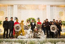 Rita & Indra Wedding by TNT Organizer