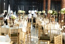 Wedding Reception TMII by Al's Catering
