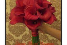 Bridal Bouquet by Zinnia Florist