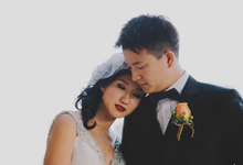 Alvin & Rain by Caline Ng Photography