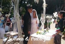 Wedding day by Cla&Cla event and wedding planner