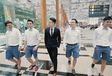 Joefina & Jun Yue Same Day Edit by IrisWave