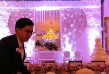 Wedding Reception Budi & Agnes by DJ Perpi