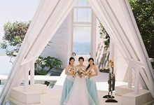 Robin & Indah by Bali Dream Wedding