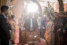 Indi & Dika The Wedding by gardeniadiary