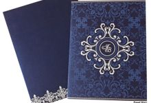 Designer Wedding invitations by A2zWeddingcards