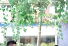 Indri & Iqbal by Spotcorner Photography