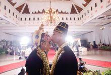 Wibi & Indie's Wedding by Bantu Manten wedding Planner and Organizer