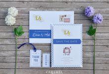 Adi + Livia by Caramel Card