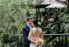 Holy Wedding Bali | Maya Ubud Bali | Inti and Peter by Maxtu Photography