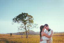 Intimate Wedding at Garden of Peace by Oliver Ken Photography