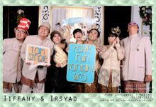 Photobooth Tiffani & Irsyad by Kapal Impian Fotografi