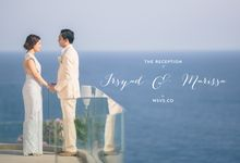 THE RECEPTION OF IRSYAD & MARISSA by WSVS