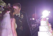 Neil & Isabel // lion dance // Scottish kilt // western wedding // post wedding highlight by Teck Kuan // 2014 by The Next Chapter Film