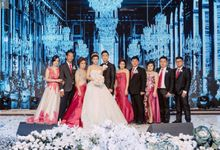 WEDDING OF IWAN & NOVI by Fairytale Organizer