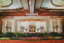 PHOTOSHOOT FOR MAHESWARA WEDDING PLANNER by Nirwana Foto