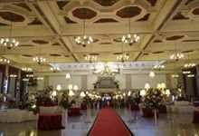 ARSI BATAVIA RECEPTION by Maheswara