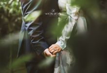 Pre wedding with Jenny & Allan by k folio photography