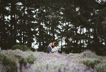 Pre wedding with Jenny & Allan by k folio photography