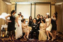 Jak Hoa 50th Birthday by Maestro Wedding Organizer