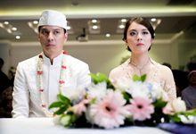 Sofyan & Zaskia Wedding Day by Triaji Jati Photography