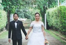 Romel and Ronni Mae Wedding by The Jawiman Concept
