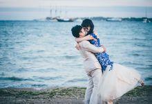 Pre Wedding Wika & Intan by Alieya Photography