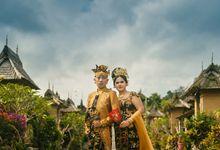 Pre Wedding Sutha & Dinna by Alieya Photography