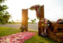 Sunset Wedding by Holiday Inn Resort Baruna Bali