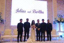 Julius & Bertha Wedding by KEYS Entertainment