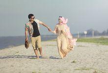 Amelia & Rizal by Ridho Jabrix