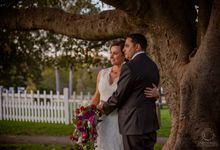 Jen and Adam by Taryn Ruig Photography