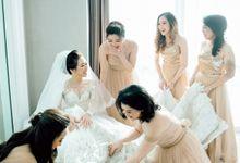 Yans & Michelle Wedding by Monopictura