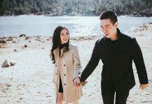 PRE WEDDING OF JOSHUA & FENNA by MORDEN