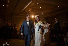 Mr & Mrs Maico Tanto by AYODYA