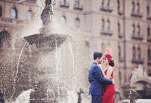 Prewedding - Chandra & Nina by Keziah Shierly Makeup Artist