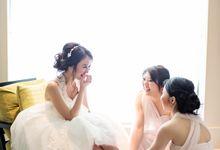 Wedding - Felix & Gita by Keziah Shierly Makeup Artist