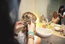 Wedding - Vincent & Martha by Keziah Shierly Makeup Artist