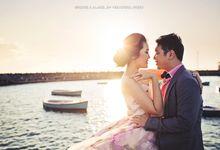 Prewedding - Tristan & Priska by Keziah Shierly Makeup Artist