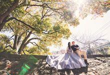 Prewedding - Victor & Martina by Keziah Shierly Makeup Artist