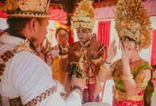 TRADITIONAL WEDDING CEREMONY BALI by Jiraw Bali Photography
