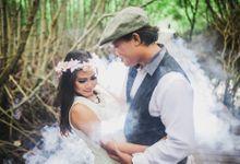 JIMBOY & GITHA by Jiraw Bali Photography