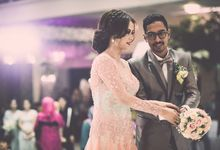 Ega & Sirha Wedding Day by Eratofoto
