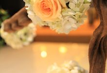 Luri & Ari Wedding by grandkemang Jakarta