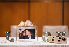 Wedding at Marrriot Tangs Hotel by The Wedding Camera Co