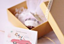 Bridesmaids & Groomsmens Giftbox by Your Little Thoughts