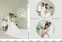 ALING - JOHAN COLLAGE ALBUM by Lovara Wedding