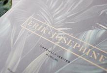 Josephine & Erik by Paperi & Co.