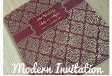 Hardcover by Modern Invitation